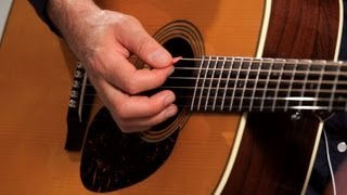 How to Play with a Flatpick | Country Guitar