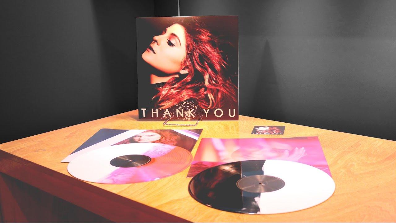 thank you next vinyl