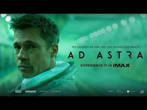 'Ad Astra': Brad Pitt Lands on Mars, Outflies Space Explosion in New IMAX Trailer (Video)