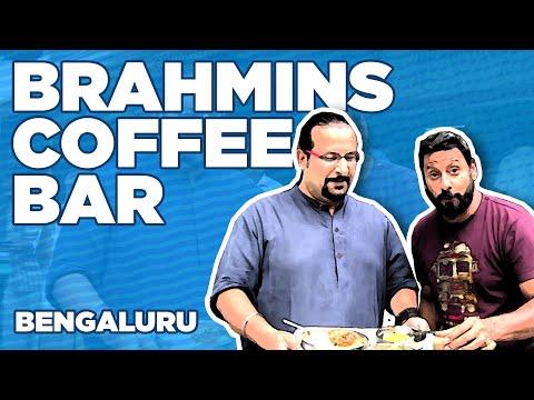 rockyandmayur | Brahmins Coffee Bar | Best Restaurants in Bangalore | Indias Best Restaurants