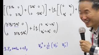 1.입자물리학_ Bμ,Wμ,Zμ,Aμ
