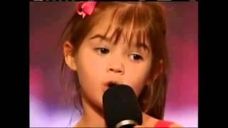 4 летняя малышка покорила всех свом голоском, супер!