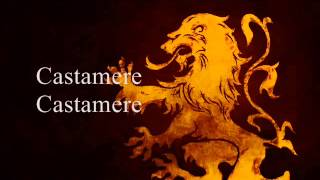 The rains of Castamere - Sigur Rós (Letra Inglés-Español)