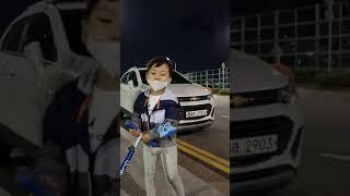 5살 구구단 신동