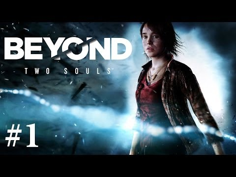 Beyond: Two Souls Walkthrough #1 - Prologue / Chapter 1: The Embassy