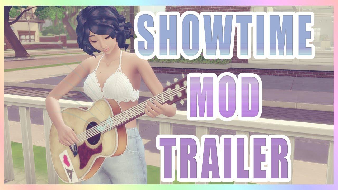 "Kawaiistacie Releases ""Showtime"" Mod – SnootySims"