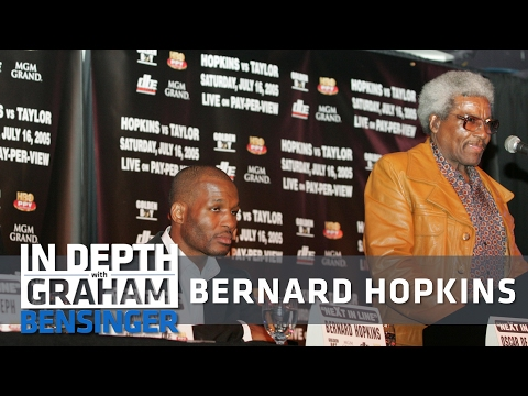 Bernard Hopkins: Repairing A Bond At Trainer's Deathbed