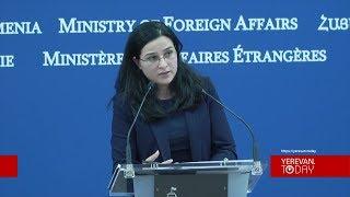 Պատմությունն Ադրբեջանի նախագահի ամենաուժեղ կողմը չէ. ՀՀ ԱԳՆ խոսնակ