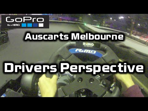 Auscarts Port Melbourne - GoPro Drivers Perspective