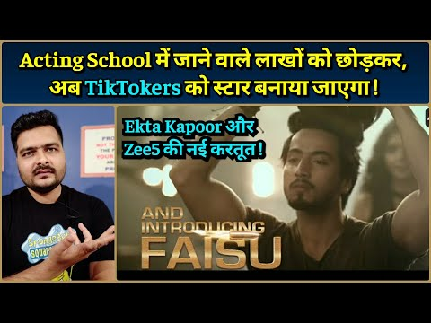 Ekta Kapoor's Bang Bang - Teaser Review | क्या ऐसे Outsiders देगा Bollywood ? Faisu in Web Series