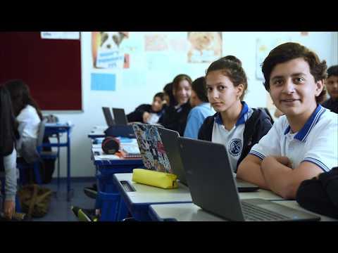 Chromebooks at Modern Knowledge Schools