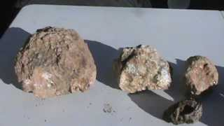 Geode Hunt Jan 2014