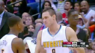 Chicago Bulls vs Denver Nuggets - February 6, 2016