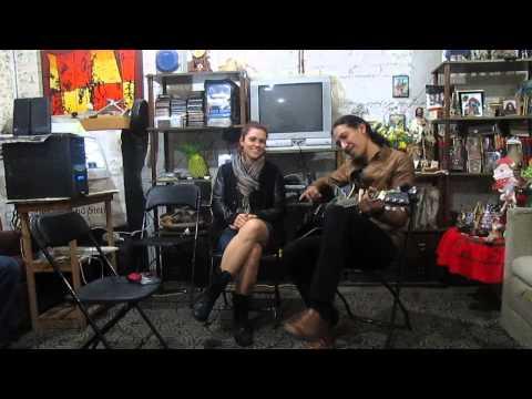 RADIO MAX DE LAGOS Rafael Tranquilino y Leah Tussing