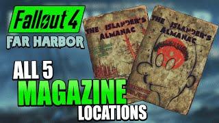 fallout 4 far harbor trophy guide