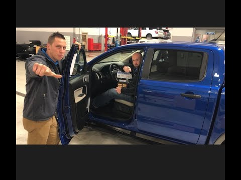 New 2019 Ford Ranger Walk Around -Bill Estes Ford