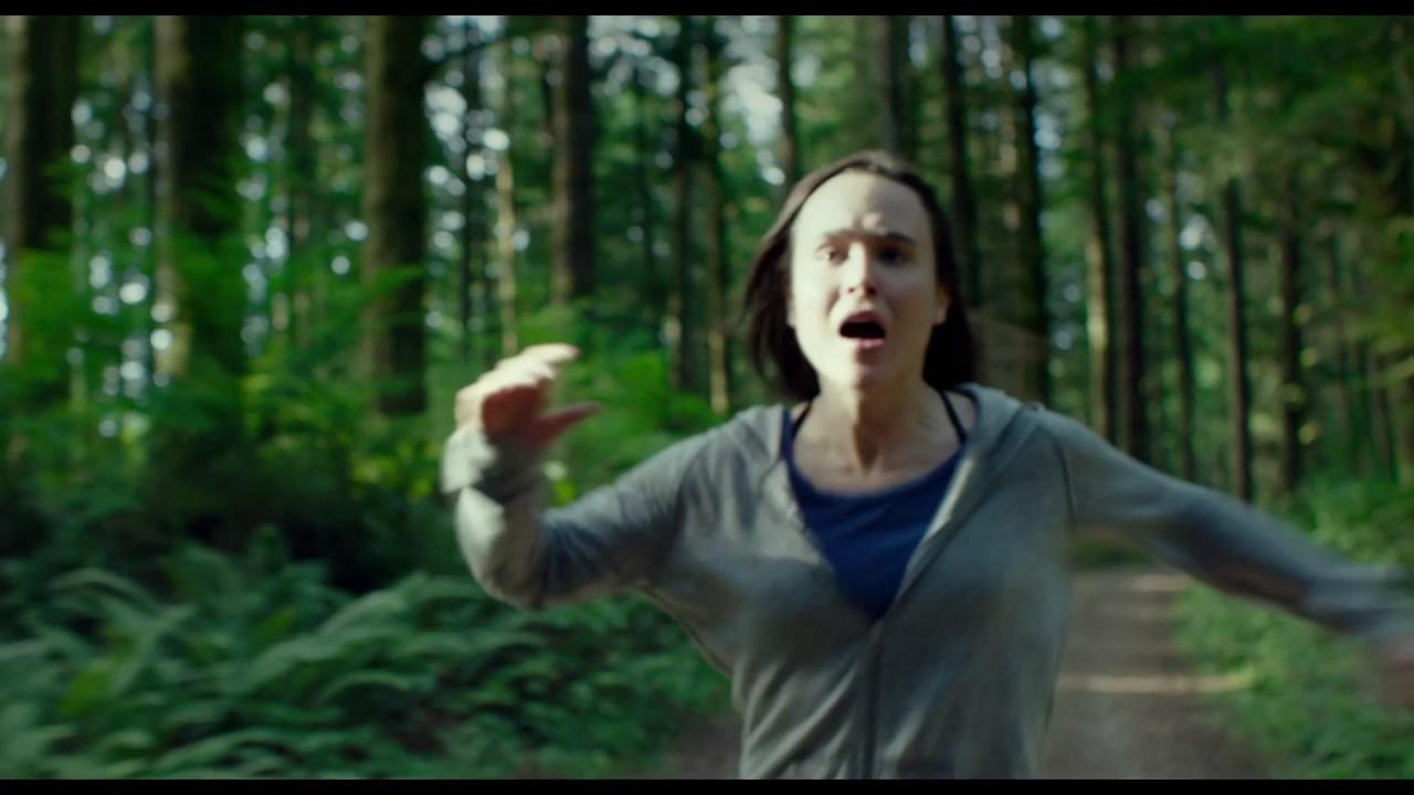 Violada en el bosque