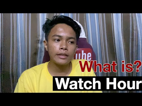 What Is Watch Hour (Tagalog)