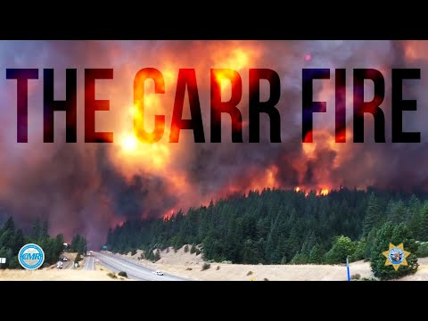 A Community United - The Redding Carr Fire