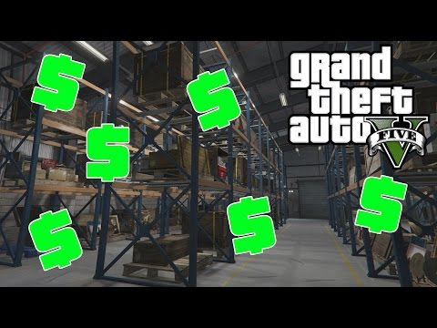 GTA 5 - SELLING DAT CARGO AND MAKIN' BANK