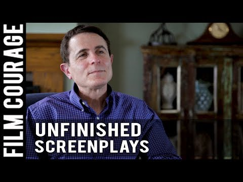 The Reason Why A Screenwriter Has Unfinished Scripts by Gary Goldstein