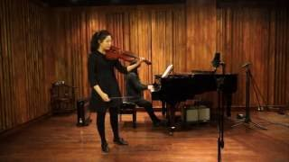 Bruch Romance op.85 viola Hayang Park (박하양)