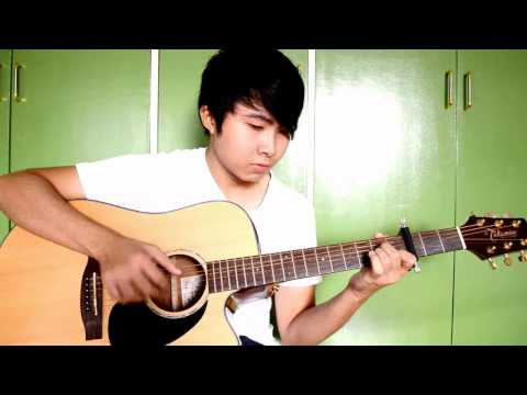 (WITH TAB) Sam Concepcion - Dati (Fingerstyle) INSTRUMENTAL | KARAOKE ACOUSTIC