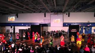 TFSS Culturefest 2014: Giddha and Fusion