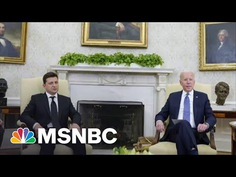 Washington Post Breaks Down Zelensky's First White House Visit