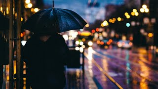 relaxing music & soft rain sounds ||Relaxing Rain and Thunder Sounds, Fall Asleep Faster, Beat Insom