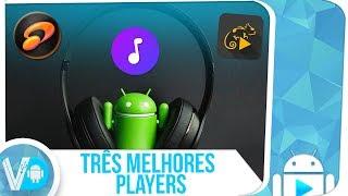 Baixar 3 👉 LINDOS PLAYERS de MÚSICAS para Android // QUAL É O MELHOR?