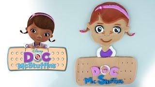 Doc McStuffins Play Doh Timelapse