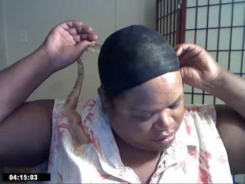 27 Piece Quick Hair Weave =Part 1 - YouTube