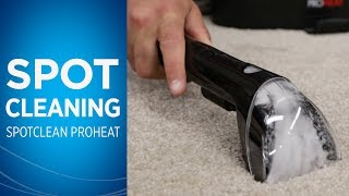 How to Use Your SpotClean®