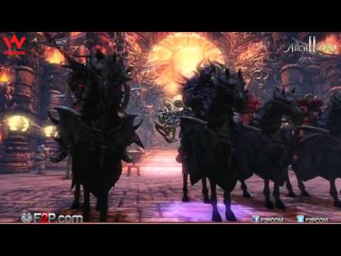 Archlord II Gameplay Trailer