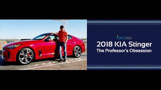 2018 KIA Stinger - The Professor's Obsession | iDSC063