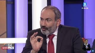 Վայելեք ձեր վերջին երկու օրերը. #Նիկոլ Փաշինյանը՝ #Վիգեն Սարգսյանին