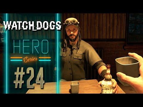 Watch Dogs Gameplay Walkthrough Parte 24 - A Esperança é algo triste (PC) Dublado PT-BR