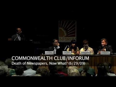 INFORUM-Newspaper Panel (6/29/09)