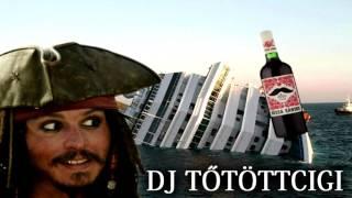 DJ TŐTÖTTCIGI - FEKETE-TENGER KIFEHÉRÍTŐS MIX (közr. jack sparrow)