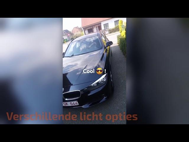 BMW programmaties