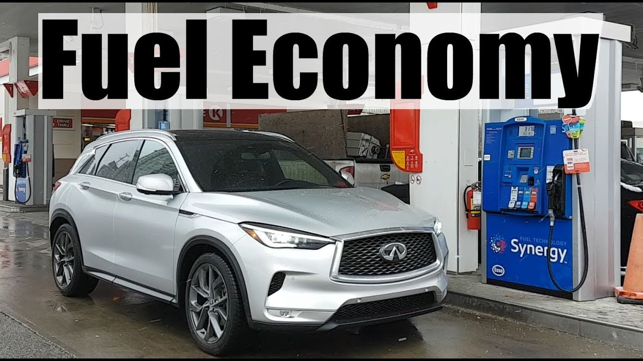 2019 Infiniti Qx50 Fuel Economy Mpg Review Fill Up Costs