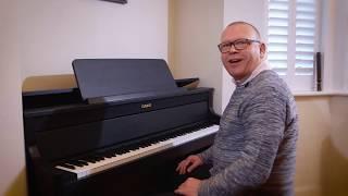 Grand Hybrid Piano sounds