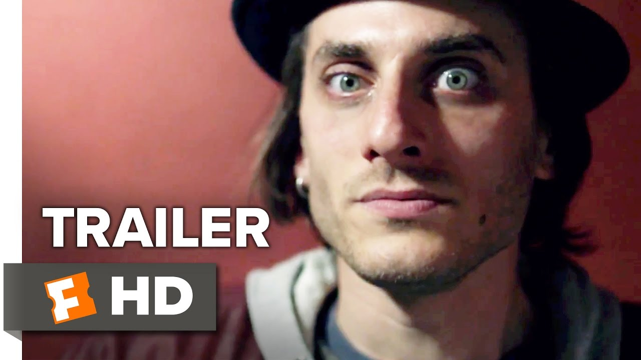 Don T Be Bad Official Trailer 1 2017 Luca Marinelli