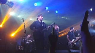 Mallory Knox - When are we waking up? live @ the Electric Ballroom in London (26-11-14)