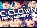 Download 씨클라운 C-Clown ♛ Funny Moments 2 MP3 song and Music Video