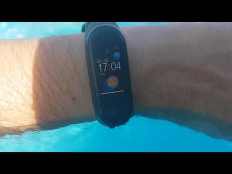 Xiaomi mi band 4 unboxing , review and waterproof test