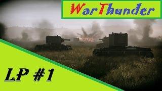WarThunder | LP #1 | Превозмогая раков | AHT0Hbl4