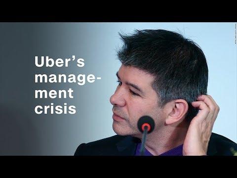 Timeline: Uber