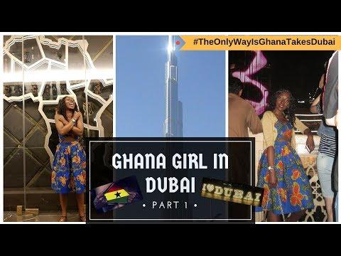 What to do in DUBAI | Ghana Girl In Dubai VLOG Part 1